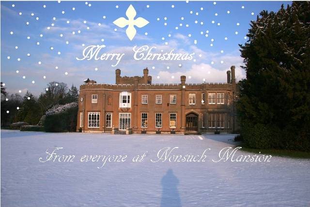 Christmas at Nonsuch Mansion
