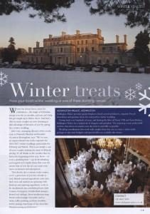 Your Surrey Wedding - Winter Treats - Dec/Jan 2010