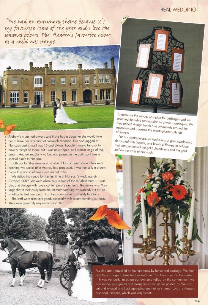 Surrey Wedding Jodie & Andrew (2)