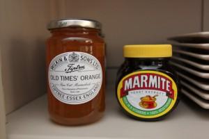 Marmite and Marmalade