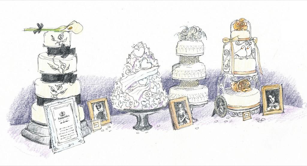restoration cakes