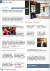 Time & Leisure Magazine - October 2009